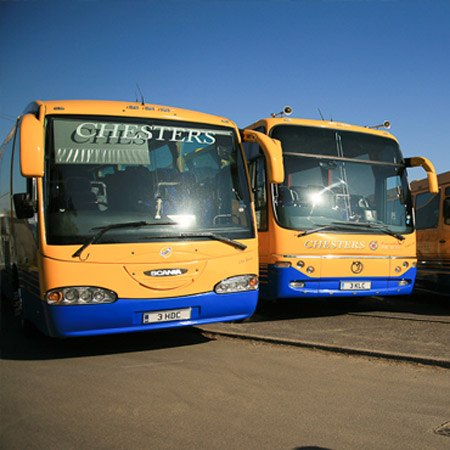 Coach and Mini Bus Fleet Insurance